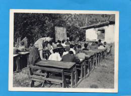 Cp F M-BACONNIER-classe En Plein Pour Les Petits Kabyles - Marcophilie (Lettres)