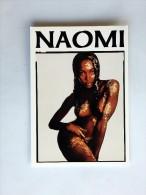 Carte Postale Ancienne : NAOMI CAMPBELL Nue, RARE - Zonder Classificatie