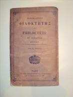 Philoctète De Sophocle Par Fr. Dübner - Autres