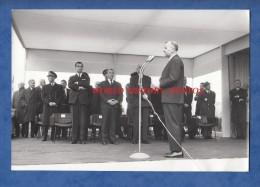 Photo Ancienne - LA RICHARDAIS / SAINT MALO - Inauguration Du Barrage De La Rance - De Gaulle Officier De Marine Maire ? - Professions