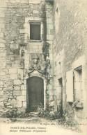 86 - PORT-DE-PILES - Maison D'Eléonore D'Aquitaine - France