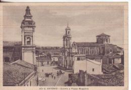 7-Aci S. Antonio-Catania-v.18.9.41 x Messina-Francobollo difettoso.