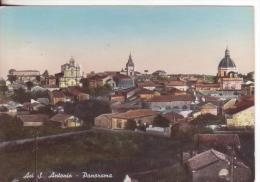 9-Aci S. Antonio-Catania-v.17.8.54 x Reggio Calabria-Francobollo asportato