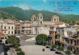 ZAFFERANA ETNEA  /  Radioamatore  Stazione Radio _  Italian Amateur Radio Station  _ Viaggiata 1973