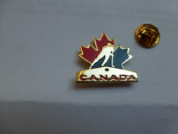 Beau Pin´s , Hockey Sur Glace , Canada - Sin Clasificación