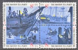 US   1463  A     **   BOSTON TEA PARTY - United States