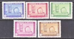 BOLIVIA  388-92  ** - Bolivia