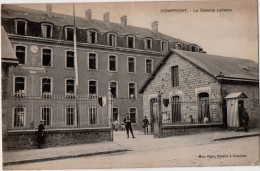 Domfront La Caserne Laharpe - Domfront