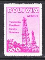 BOLIVIA   C 185    ** - Bolivia