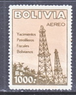 BOLIVIA   C 186      * - Bolivia