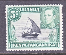 K.U.T.   67  ** - Kenya, Uganda & Tanganyika