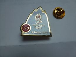 JO Jeux Olympiques Albertville 92 , 8 Février 1992 - Olympische Spiele