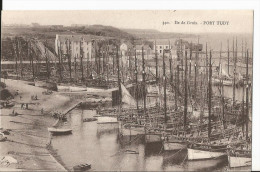 CPA  - - - Ile De Groix -  Port Tudy  - Bateaux - Groix