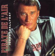 "Johnny Hallyday  ""  Pirate De L'air  "" - Vinyl Records"
