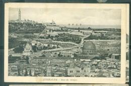 Jérusalem - Mont Des Oliviers  Raf143 - Palestine