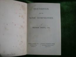 Beethoven And His Nine Symphonies - George Grove - Música