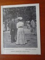 Hungary  -SZEGED -A Szegedi ünnepnap - Bánffy Dezsö  Báró    1904- Hungarian Print  S0242 - Documents Historiques
