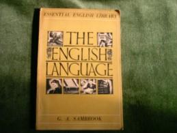 The English Language By G.A.Sambrook - English Language/ Grammar