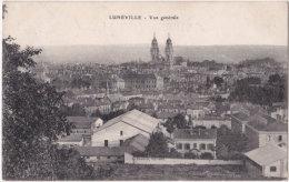 54. LUNEVILLE. Vue Générale (2) - Luneville