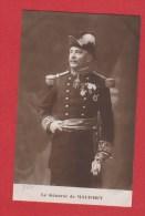 Le Général De Maud'huy - Personnages