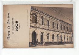 PEROU - Corte de IQUITOS - CARTE PHOTO - 1908 - tr�s bon �tat