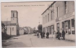 Mayenne :   ST   OUEN  Des   VALLONS  :  Arrivée   Par  Montsurs (  Café  Housset ) - Non Classificati