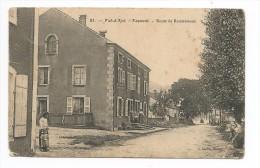 LE VAL D´AJOL -FAYMONT -route De Remiremont - Autres Communes