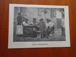 Hungary  -Jókai Mór A Hortobágyon - Hortobágy  1904- Hungarian Print  S0273 - Documents Historiques