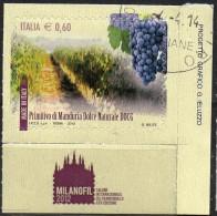 PIA  -  ITALIA  -  2012 : Made In Italy - Vini DOCG : Primitivo Di Manduria Dolce Naturale -  (SAS  3310 ) - 2011-...: Usati