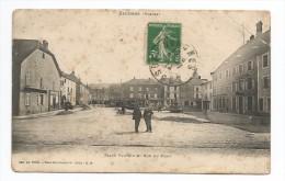 SenONES PLACE Vautrin Et Rue Du Pont - Senones