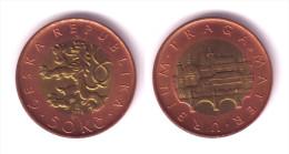 Czech Republic 50 Korun 1993 - Repubblica Ceca