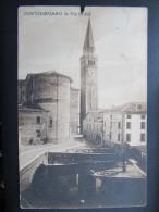 AK PORTOGRUARO Via Molini 1924 // D*15937 - Andere Städte