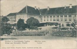 Postcard RA003489 - Croatia (Hrvatska) Varazdinske Toplice (Varasdfürdő / Warasdin - Töplitz / Aquae Iassae) - Kroatien
