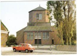 Werkendam :  SIMCA 1100  - Ned. Hervormde Kerk -  Holland - Voitures De Tourisme