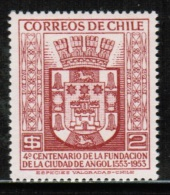 CL 1954 MI 490 - Chile