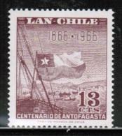 CL 1966 MI 656 - Chile