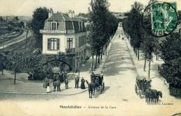 MONTDIDIER Avenue De La Gare (C9131) - Montdidier