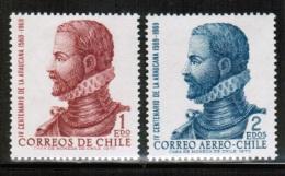 CL 1972 MI 767-68 - Chile