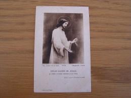 Souvenir De La Mission WONCK  Du 25 Octobre Au 2 Novembre 1931 A La Demande Du Curé Bollen - Faire-part