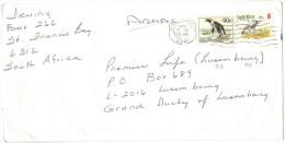 RSA - South Africa - Sud Africa - SUID AFRIKA - 1998 - Bird, Penguin - Air Mail - Viaggiata Da Port Elizabeth Per Lux... - Sud Africa (1961-...)