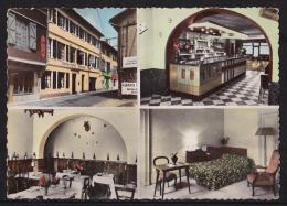 81) Lisle Sur Tarn (Tarn) Grand Hôtel : Bar Restaurant - Relais Routier - Relais V.R.P. - Tél : 63 - Lisle Sur Tarn
