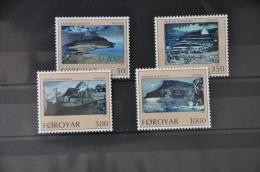 J 165 ++ FAROËR 1990 ISLAND NOLSOY  MNH ** - Faroe Islands