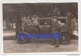 87 - Ambazac - Saint Roch - Photo Originale De 1931 - Très Belle Voiture à Identifier - Format: 14.1 X 9 Cm - Automobiles