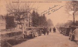 Locquignol 1: Route Départementale De Le Quesnoy à Aulnoye En Face La Chênale 1946 - Autres Communes