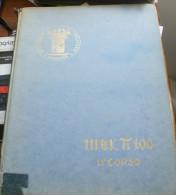 ITALIA 1956 - LIBRO DEL MAK PI ACCADEMIA MODENA . CORSO 11° - Italiano