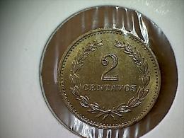 El Salvador 2 Centavos 1974 - Salvador