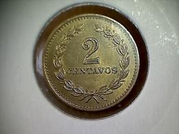 El Salvador 2 Centavos 1974 - El Salvador