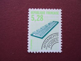 1990- Pre O -12 DENTS : Ref 221 A- Cote 28-net 9.30 - Vorausentwertungen