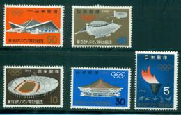 Japon / Japan 1964 J.O / O.G - Mnh*** - Summer 1964: Tokyo