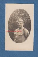 Photo Ancienne - Portrait D'un Poilu Du 11e Régiment - Voir Uniforme , Patch , Chevrons , étoile - Guerre, Militaire